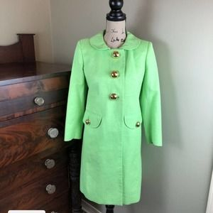Milly of New York Dress/Trench Coat 4